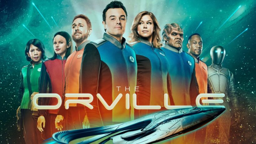 The Orville Space Adventure Series Renewed For Season 2 By FOX