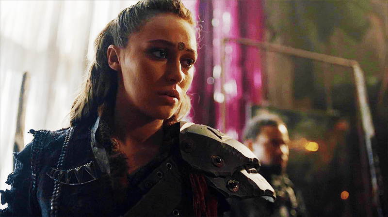 The 100 Commander Lexa Feature Image 6