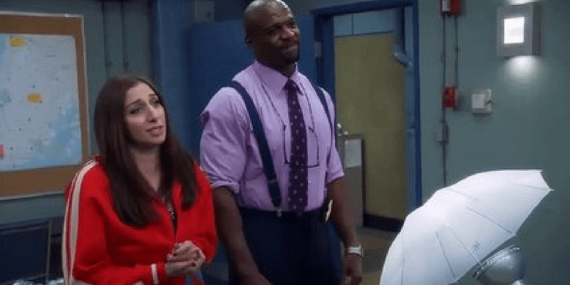 Brooklyn Nine-Nine Roundtable 5x18