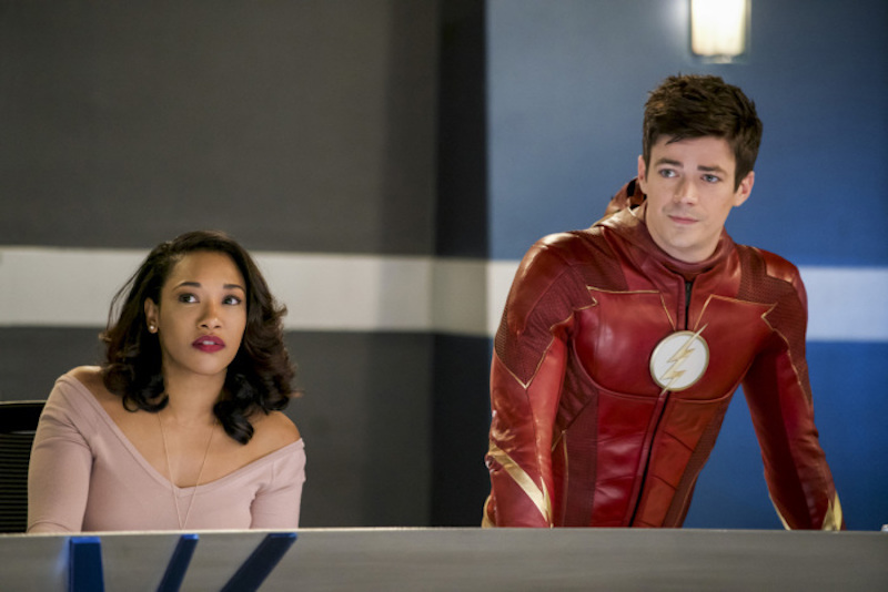 The Flash Roundtable