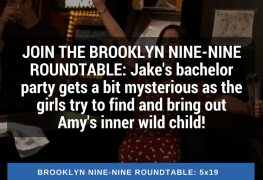 Brooklyn Nine-Nine Roundtable 5x19