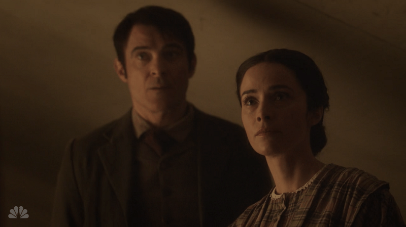 "Timeless 2x09 ""The General,"" 2x10 ""Chinatown"""