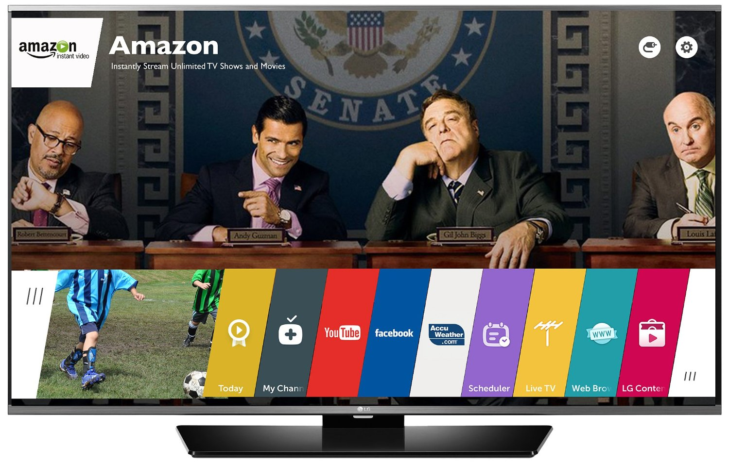 Sling TV Now Available On LG Smart TVs - The TV Answer Man!