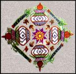 Pongal Kolam - 16