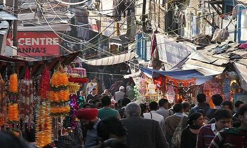 Shop at the Lakkar Bazar
