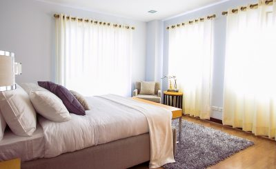 How Low Should Bedroom Curtains Hang