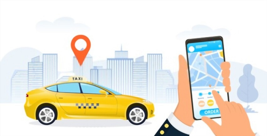 cab booking app