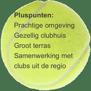 tennisbal-met-tekst
