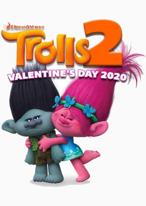 Тролли 2 — описание, постер, кадры и фото, видео. Беседка.ТВ