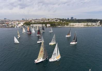 17'Nci Turkcell Platinum Bosphorus Cup'ın İlk Günü İstanbul Boğazı'nda Koşuldu