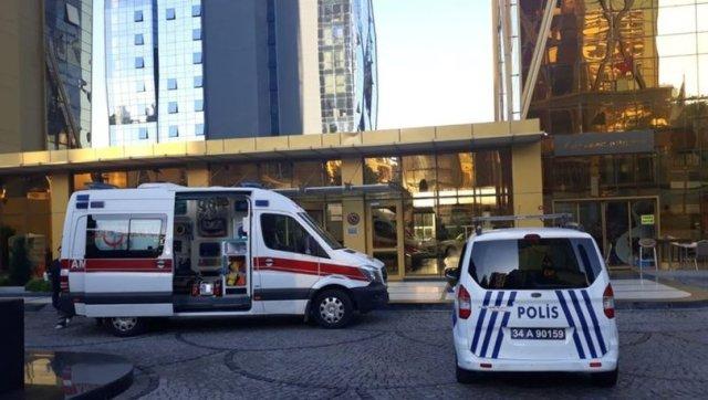 İstanbul Maltepe'deki lüks otelde silahlı kavga