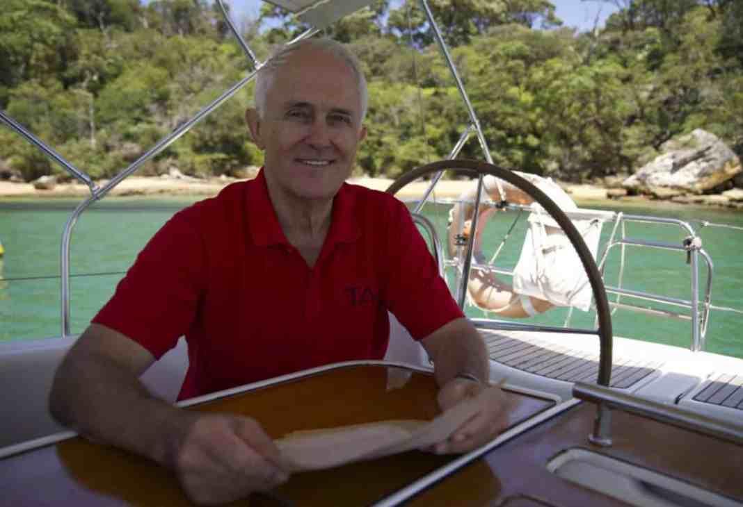 Malcolm Turnbull (image - SBS)