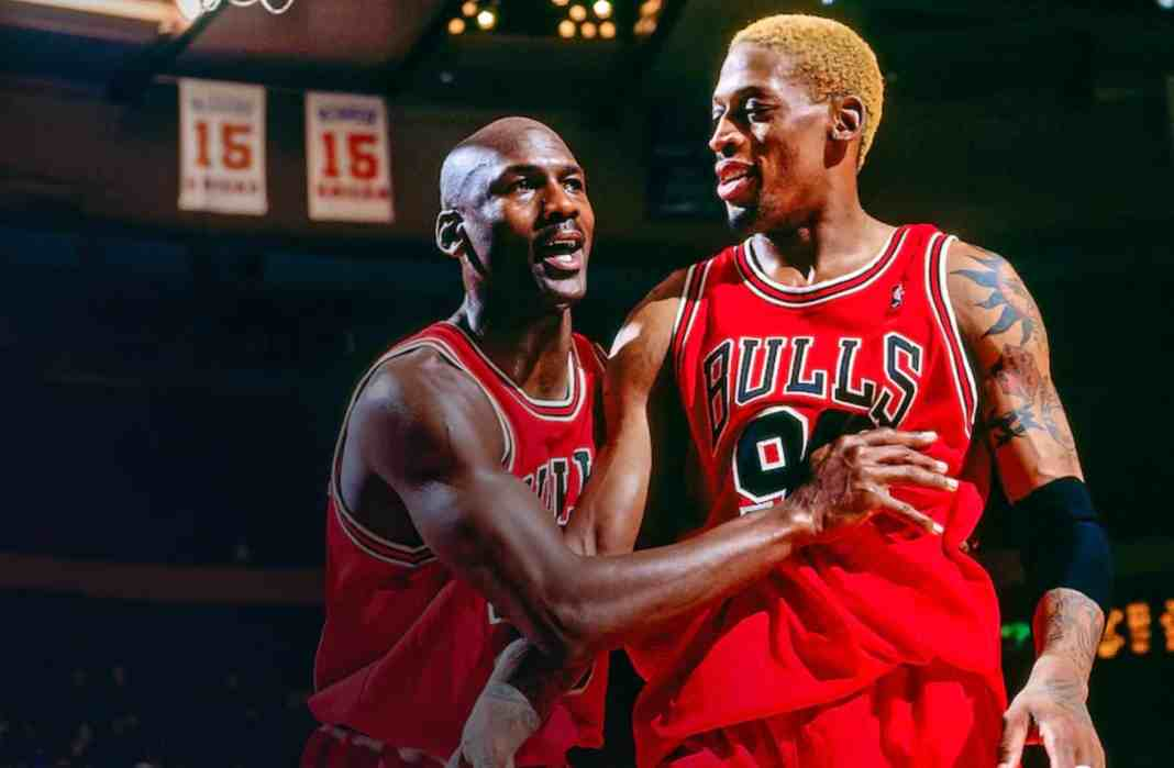 Rodman: For Better Or Worse (image - ESPN)