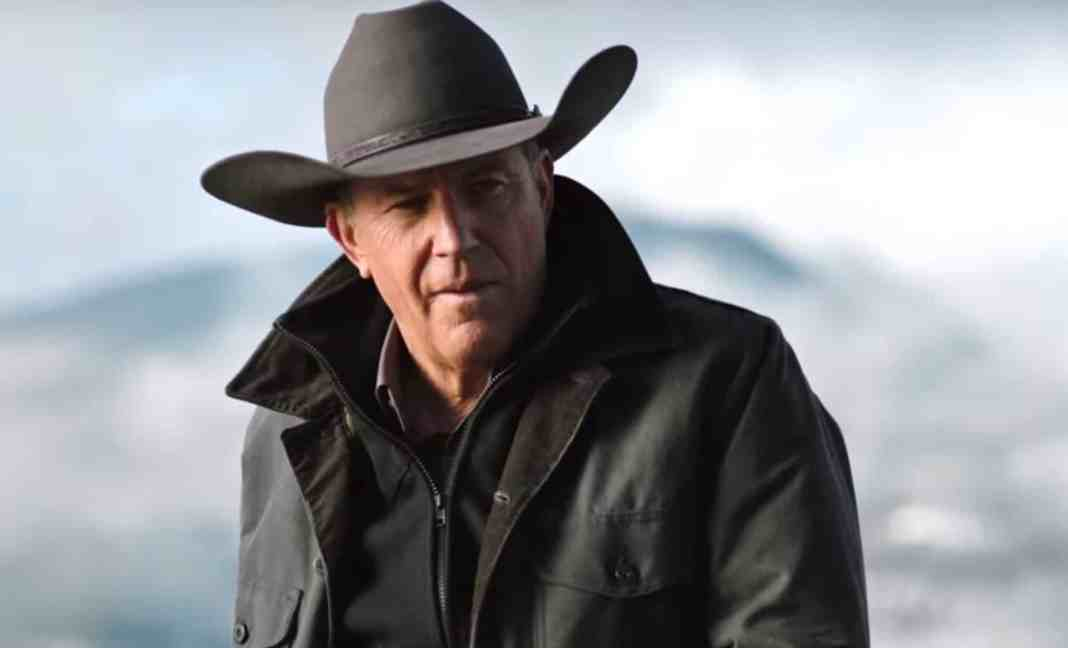 Kevin Costner in Yellowstone (image - Stan)