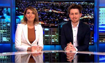 Melanie Bracewell and Tim McDonald present The Cheap Seats (image - Channel 10)