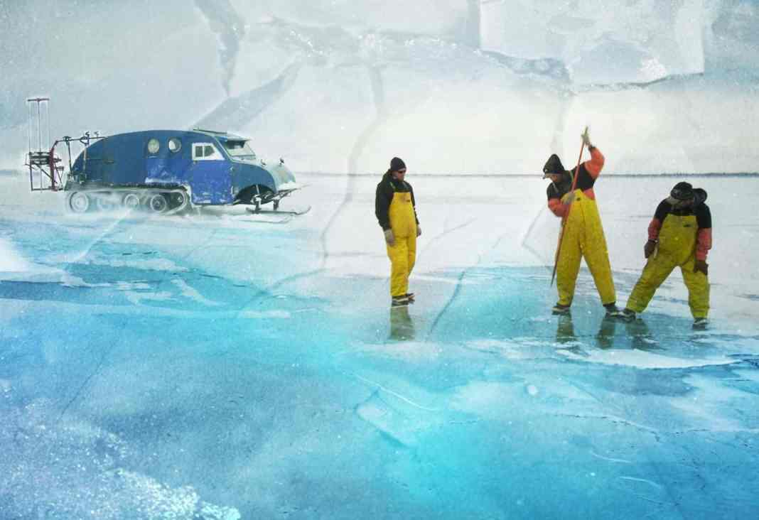 Ice Vikings (image - Foxtel)