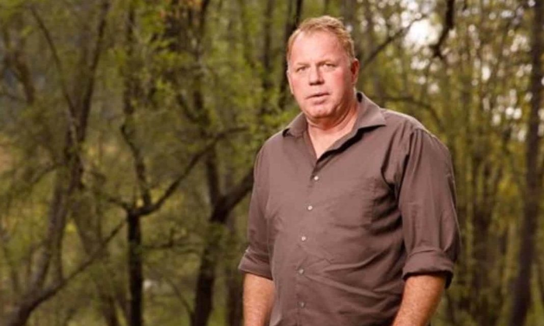 Thomas Markle Jr to appear on Big Brother VIP (image - The Mirror)