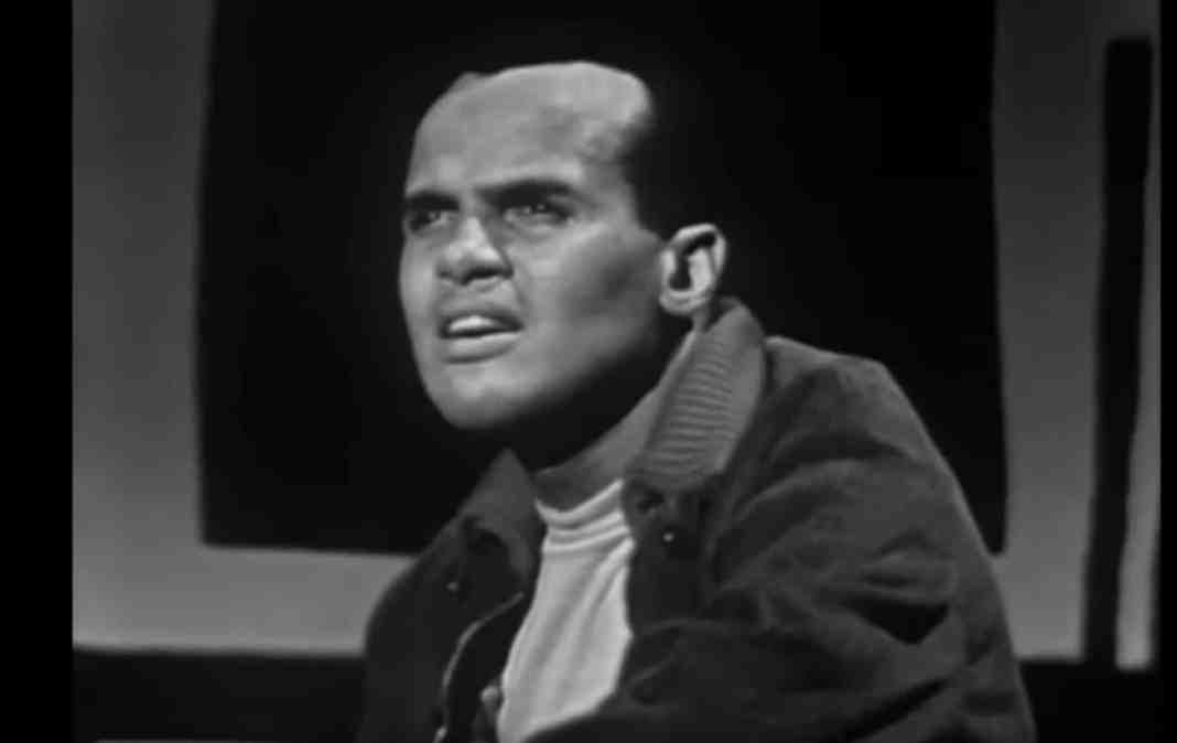 Harry Belafonte Hosts The Tonight Show (image - SBS)