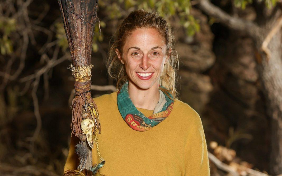 Hayley Leake wins AUSTRALIAN SURVIVOR (image - Nigel Wright/10)