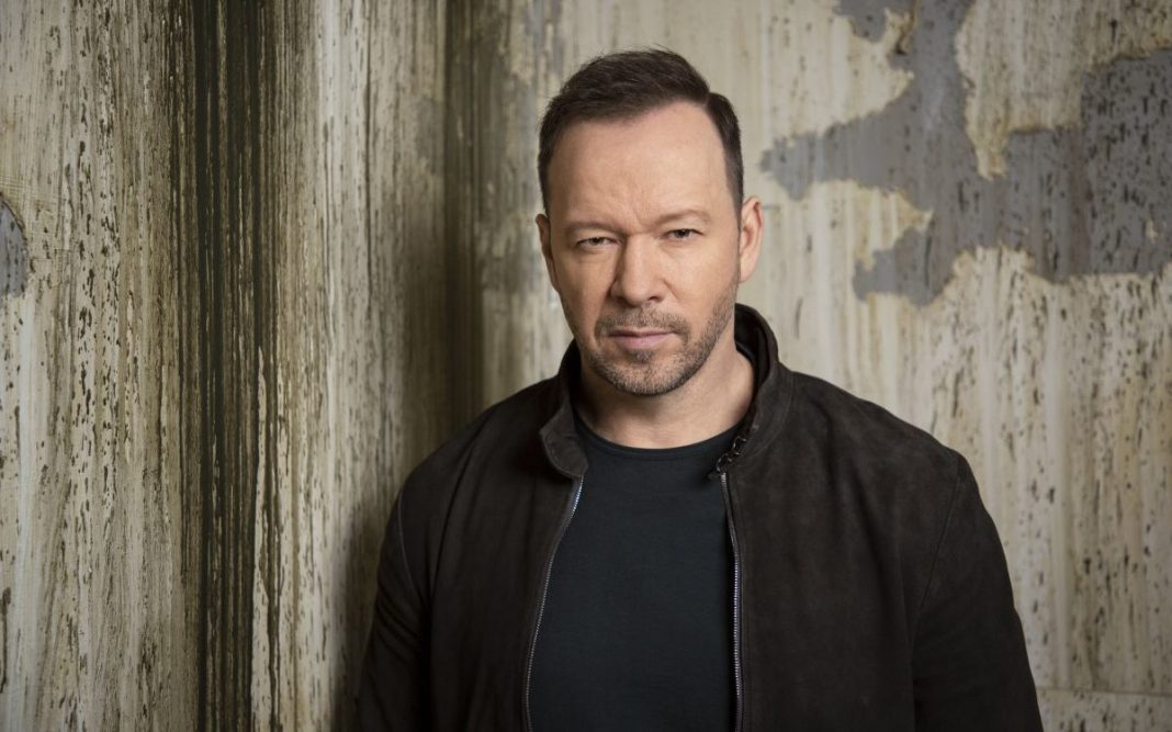 Donnie Wahlberg returns to host the third season of Very Scary People (image - Foxtel)