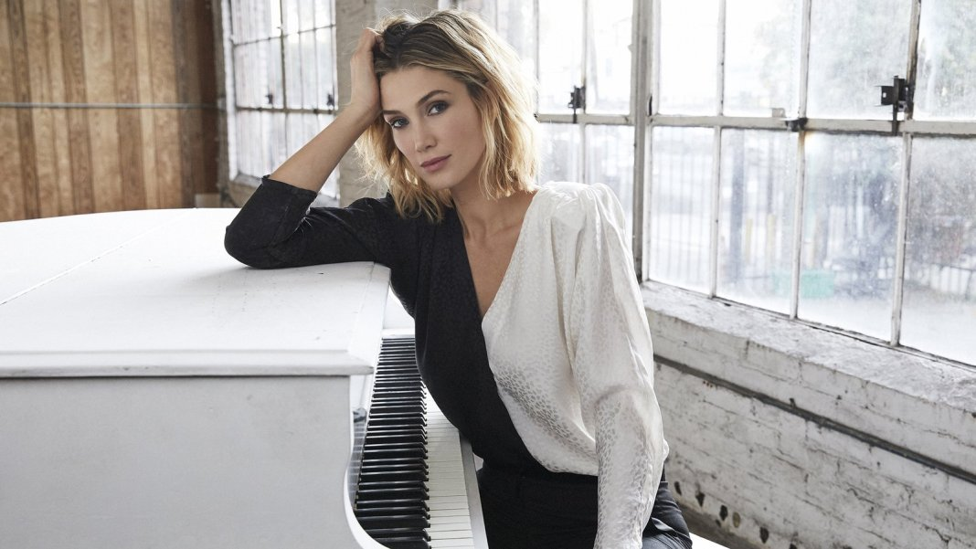 Delta Goodrem will perform live in Sydney as a part of GLOBAL CITIZEN LIVE (image - Global Citizen Live)