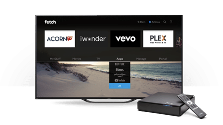 New apps for Fetch TV (image - supplied)
