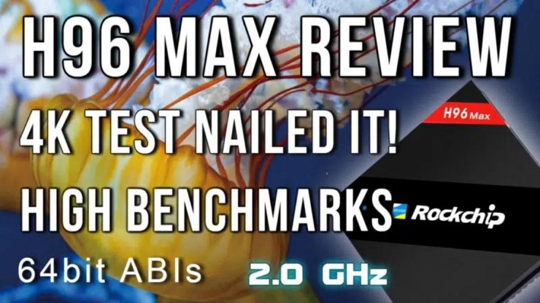 H96 Max Review