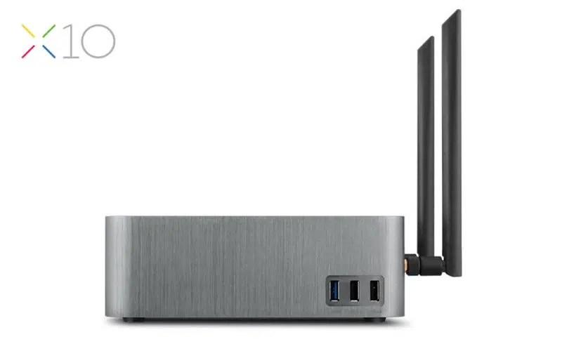 Zidoo X10 USB Ports