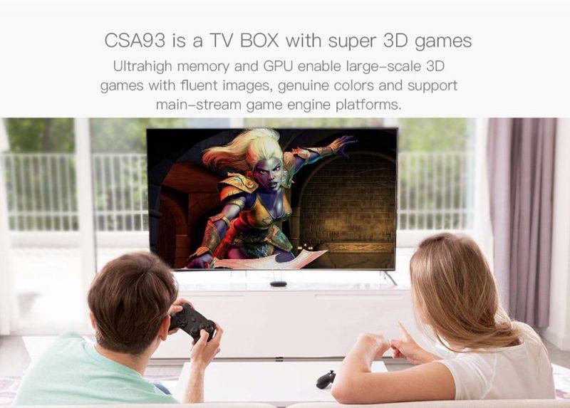 CSA96 Gaming