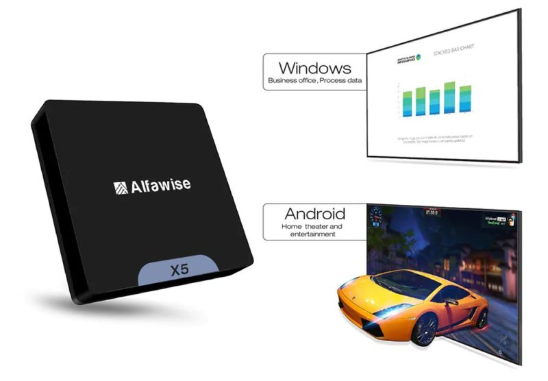 Alfawise X5 User experience