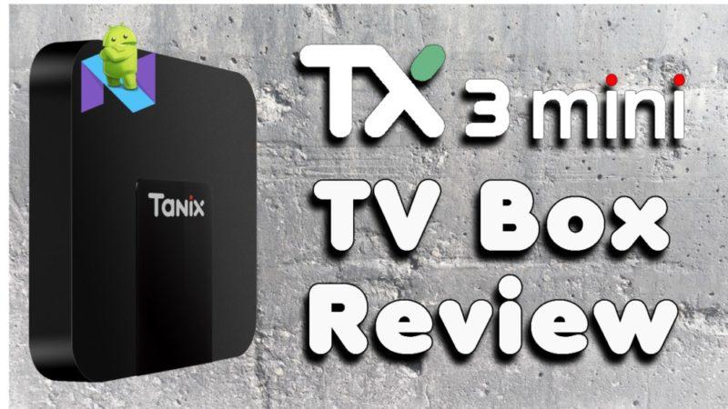 Tanix TX3 Mini Banner thumbnail