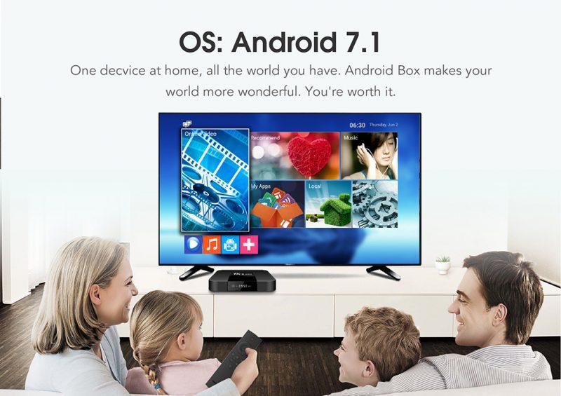 Tanix TX3 mini Android 7.1