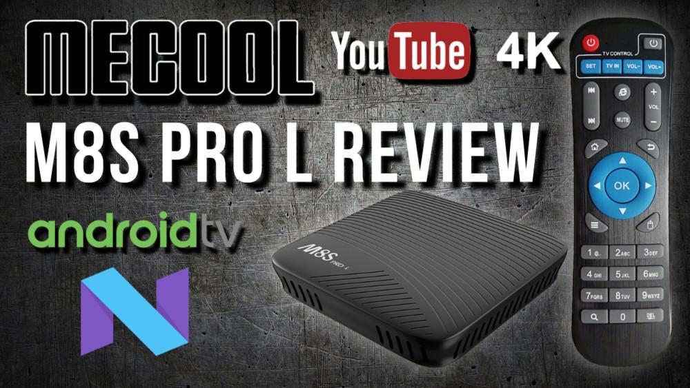 Mecool M8S Pro L Review