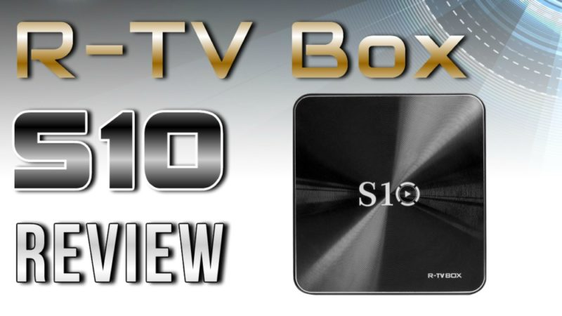 R-TV Box S10