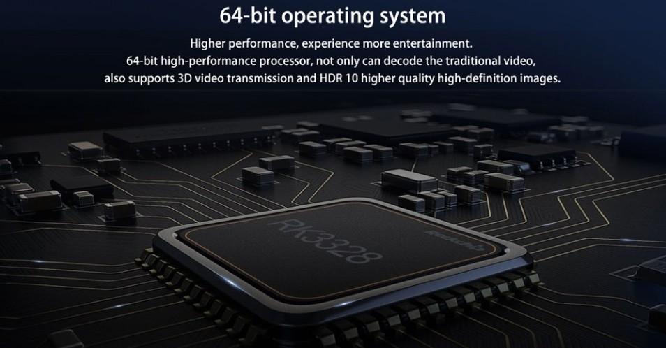 Scishion AI one CPU RK3328