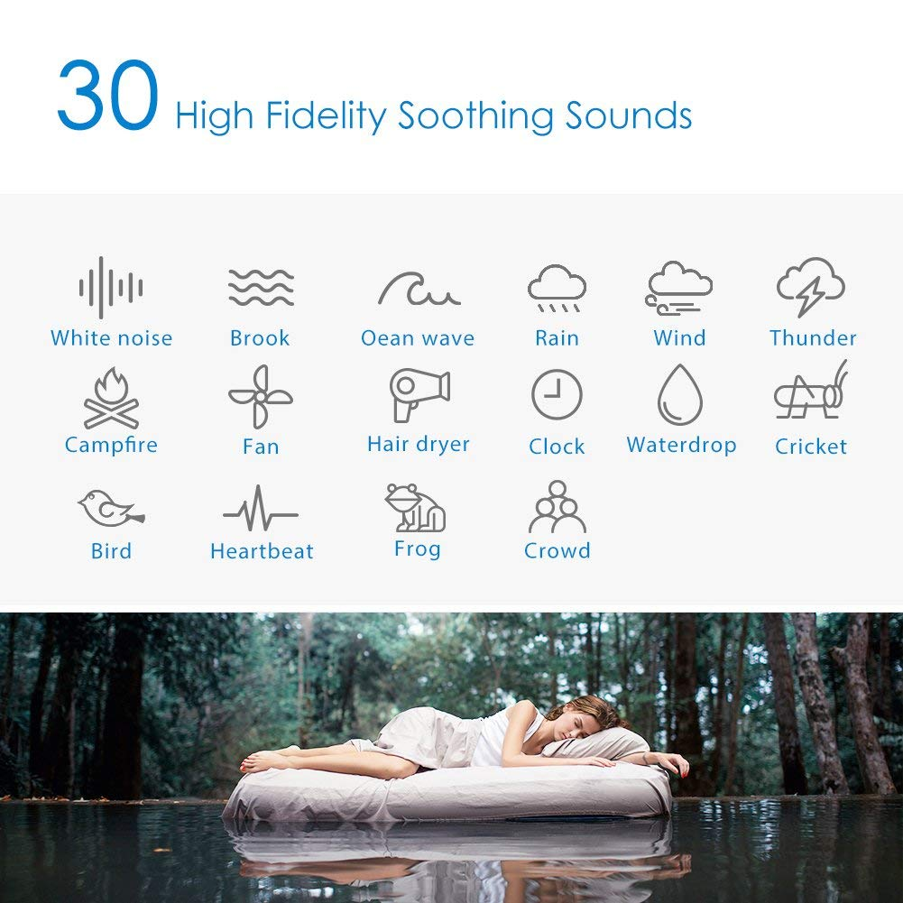 Avanteck WN-1C White noise sleep machine
