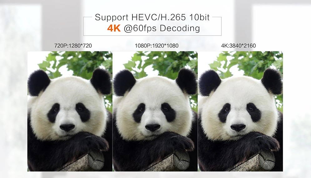 Magicsee N5 4K display