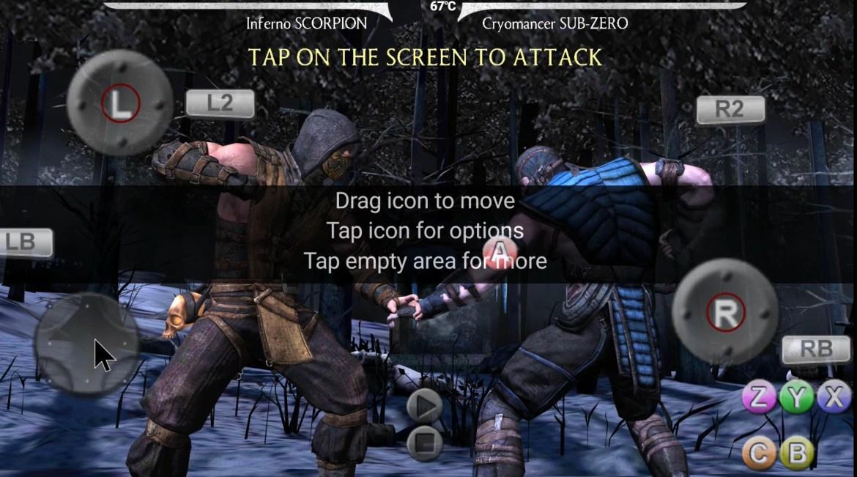 Tanix_TX5_Max_keymapping