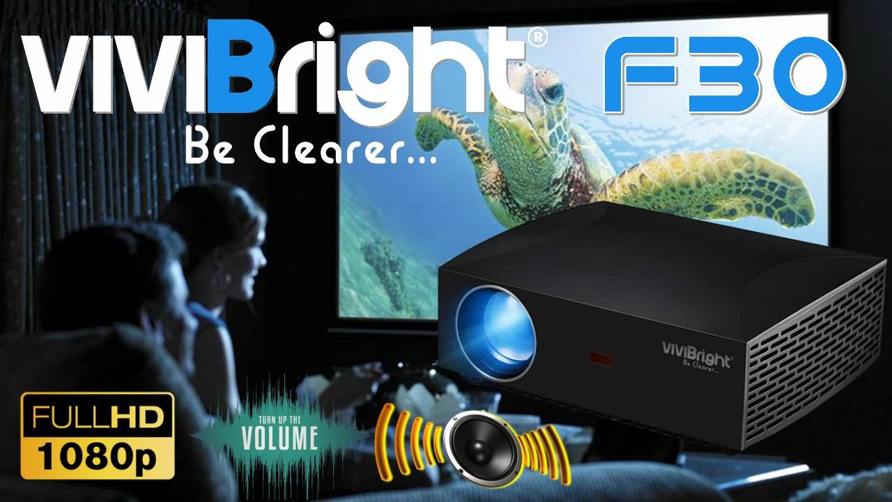 ViviBright F30 Banner