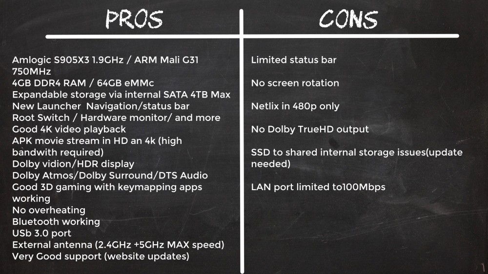 Magicsee N5 Plus Pros and cons