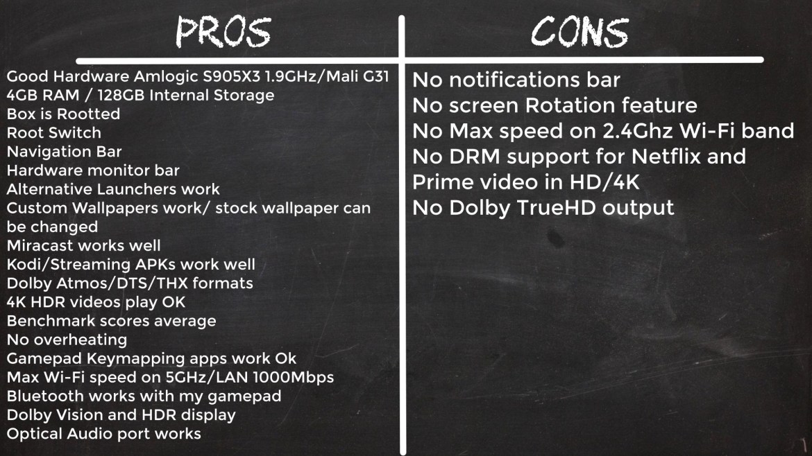 X99 Max Pros and Cons