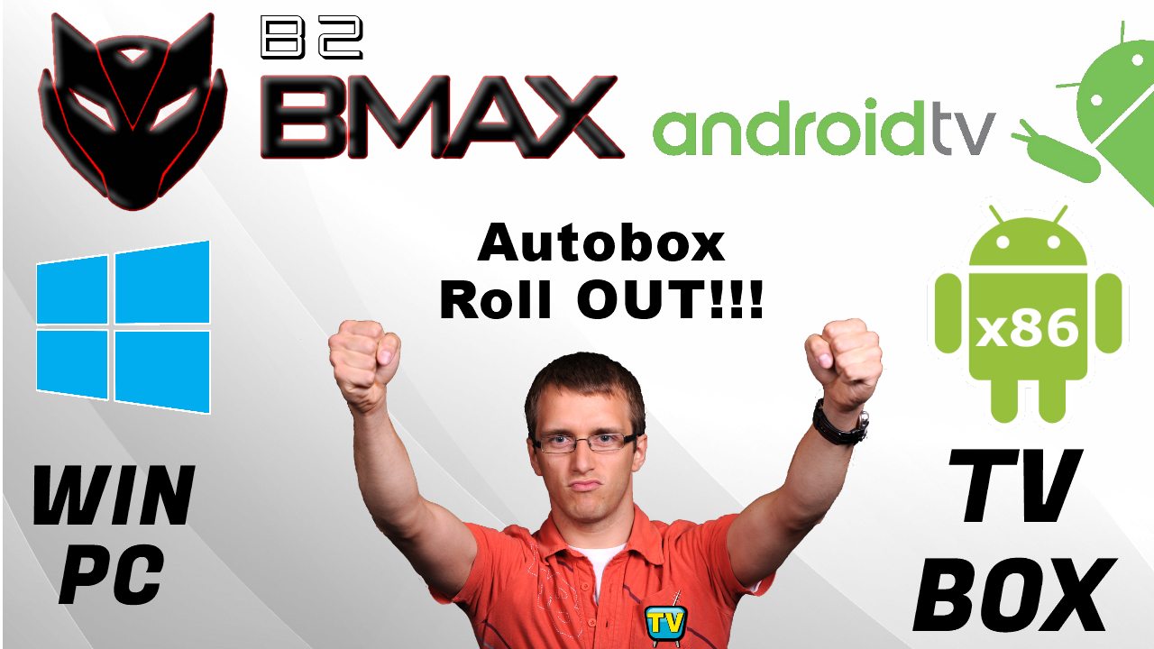 BMAX B2 Mini PC TV Box