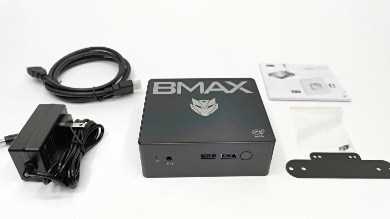 BMAX B2 in the box