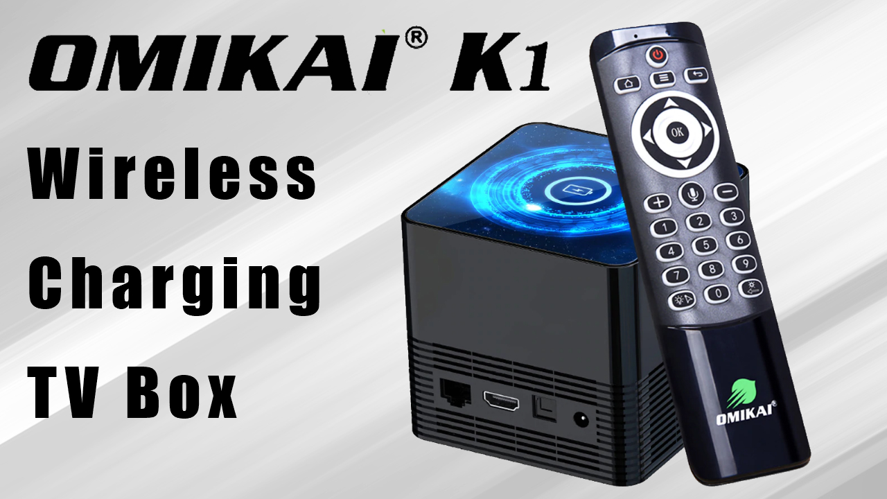 OMIKAI K1 TV Box