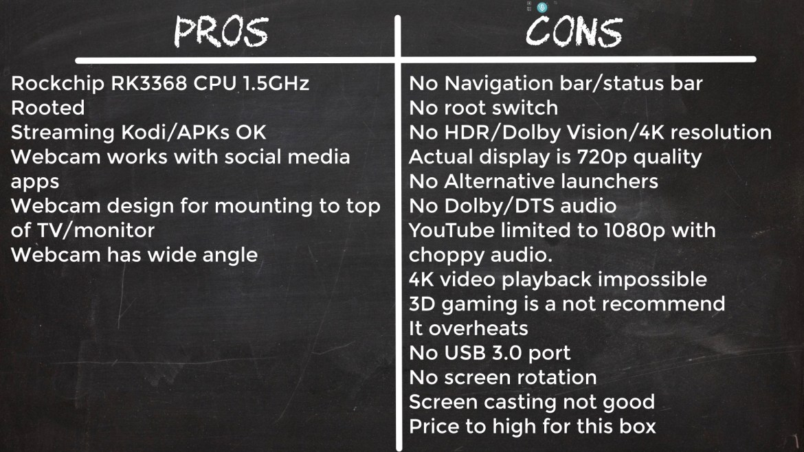 T95 C1 pros and cons
