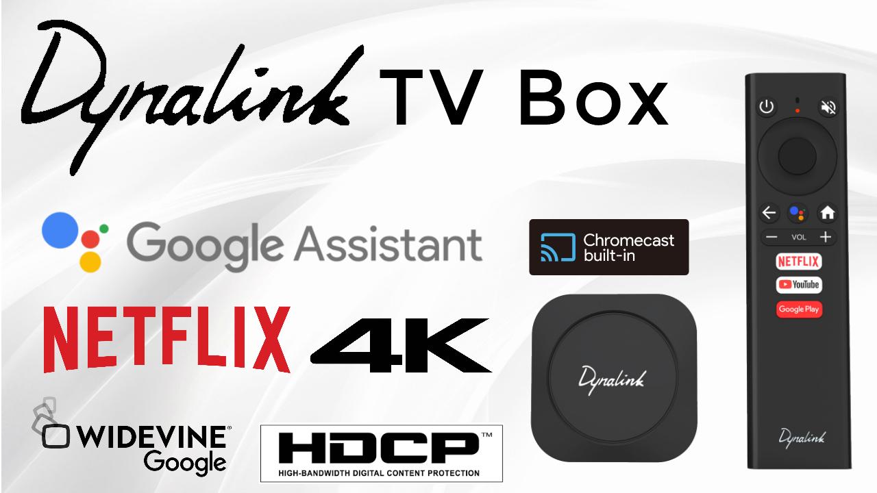 Dynalink TV Box