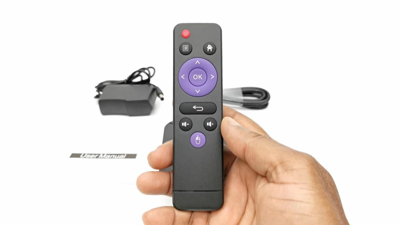 R TV Box X10 Max IR Remote