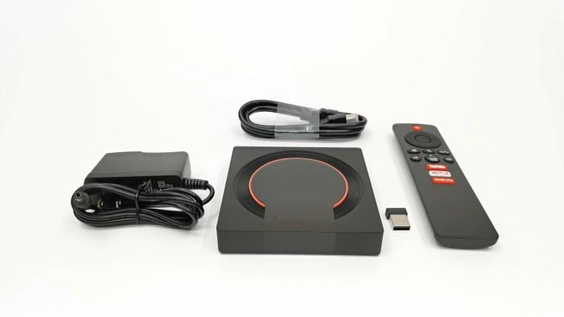 Topleo i96 Pro in the box