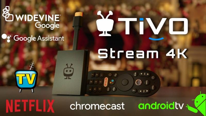 TiVo Stream 4K TV Box