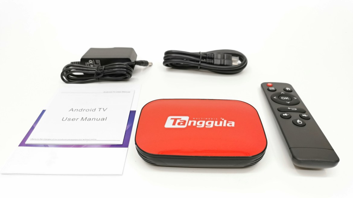 Tanggula X1 In the box
